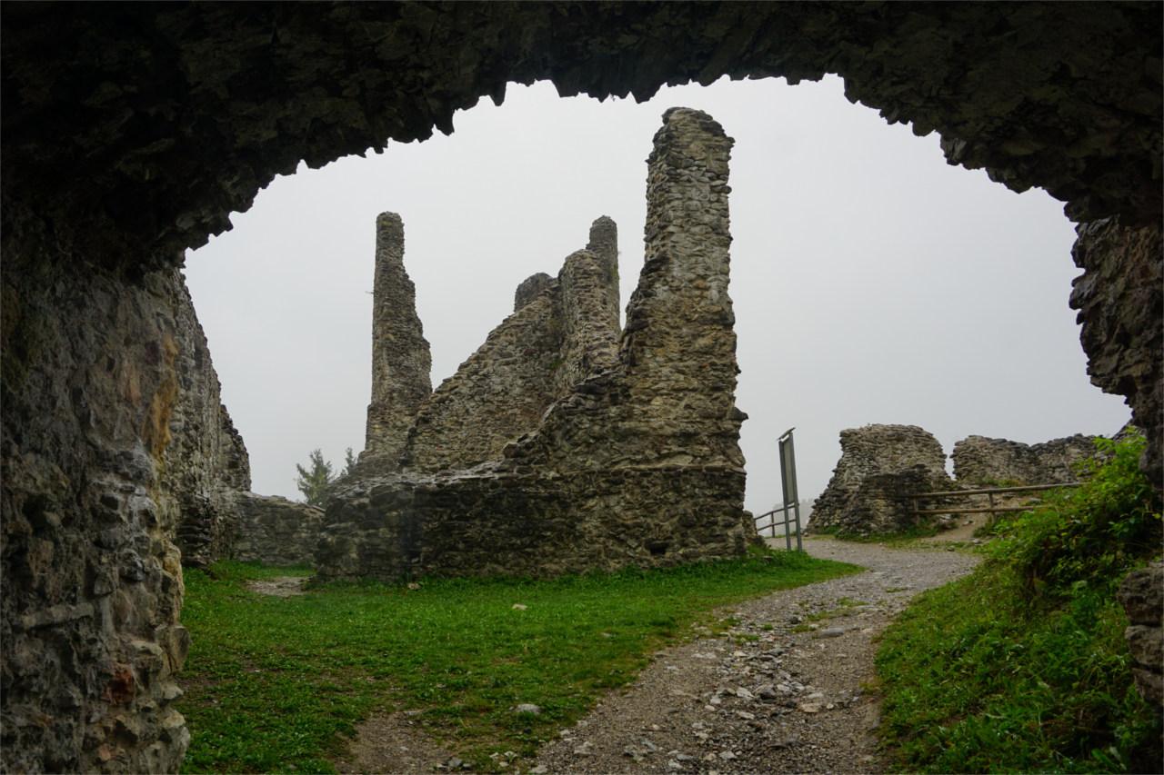 Ruine Hohenfreyberg