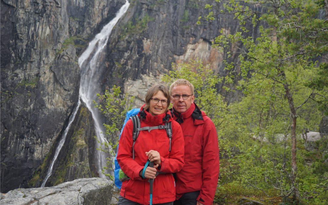 Geschützt: Wanderung zum Vøringsfossen (Wasserfall)