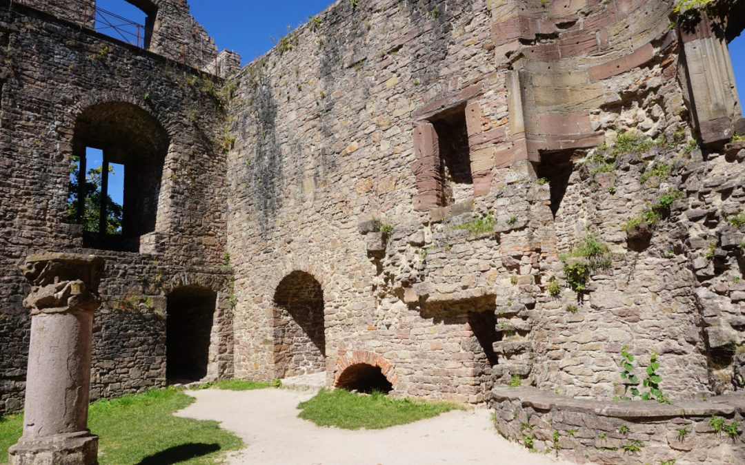 Burg Hohenbaden – Letterbox (Testlauf)