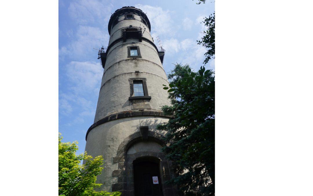 SN ZI Hochwald (Turm) – Krombacher Eiben