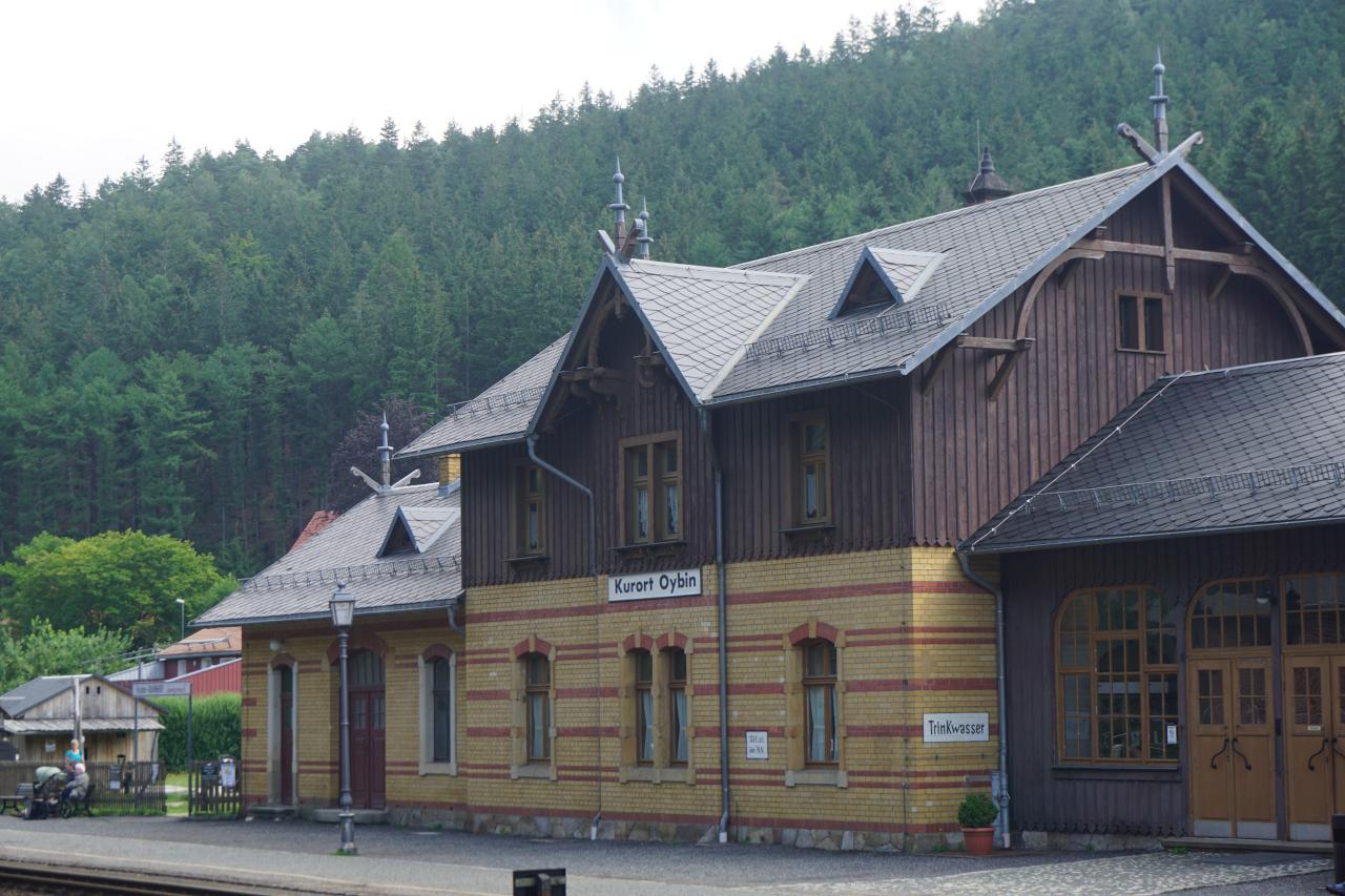 Bahnhof Oybin (Schmalspurbahn)